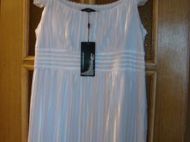 Balta suknelė,18 UK