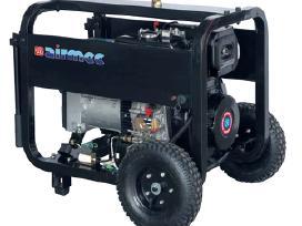 Dyzeliniai generatoriai - nuotraukos Nr. 4