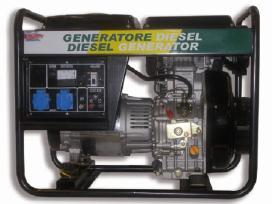 Dyzeliniai generatoriai - nuotraukos Nr. 5