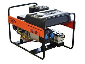 Benzininiai generatoriai