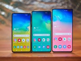 Perkame/imame užstatu Samsung S10+/s10s/10e
