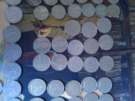 Rubliai metaliniai nuo 1961metu