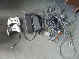 Xbox 360, PSP, PS3 dalys ir priedai