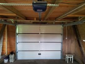 Automatiniai garazo vartai