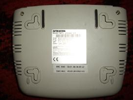 Parduodu adsl modema. kaina: 12eur