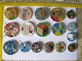 CCCP Vaikiški zenkliukai 15 vnt.zr. foto. = 15,-