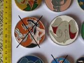 CCCP Vaikiški zenkliukai 15 vnt.zr. foto. = 15,- - nuotraukos Nr. 2