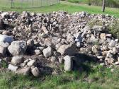 Parduodami akmenys Didelis kiekis
