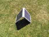 Saulės elektrinė 20w + saulės krovimo valdiklis - nuotraukos Nr. 2