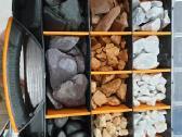 Granito skaldos atsijos,dulkes 0-2mm maisuose - nuotraukos Nr. 2