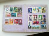 Pilnas albumas pašto ženklų( 260vnt sovietiniu) - nuotraukos Nr. 4