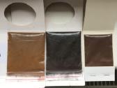Neorganiniai pigmentai - nuotraukos Nr. 3