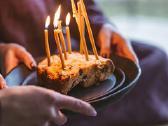 Plonos bičių vaško žvakės - nuotraukos Nr. 4