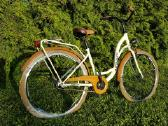 Naujas miesto dviratis Azimut Nexus-3 rudas - nuotraukos Nr. 2