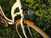 Naujas miesto dviratis Azimut Nexus-3 rudas - nuotraukos Nr. 3
