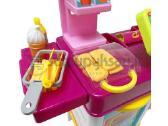 """Žaislas """"Greito maisto virtuvėlė"""" - nuotraukos Nr. 4"""
