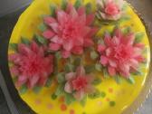 3D želė tortai - nuotraukos Nr. 3