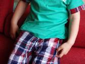 Komplektukas berniukui vasarai 100cm