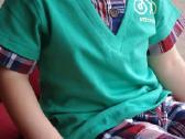 Komplektukas berniukui vasarai 100cm - nuotraukos Nr. 4