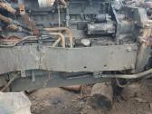Traktoriaus Claas Atles 926