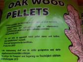 Parduodu ąžuolo granules (naudoju griliui)