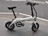 Parduodu elektrinį sulankstomą dviratį - nuotraukos Nr. 2