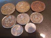 Čekijos monetu rinkinys - nuotraukos Nr. 2
