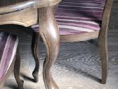 Valgomojo stalas su 6 kėdėmis - nuotraukos Nr. 4