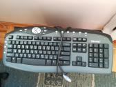 Kompiuterio monitorius Samsung ir klaviatūra - nuotraukos Nr. 2