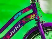 """Vaikiškas naujas dviratukas 18"""" Juhi - nuotraukos Nr. 4"""