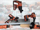 Fein akumuliatoriniai įrankiai
