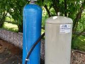 Vandens geležies pašalinimo filtrai