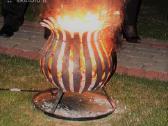 Gintaro dulkės, ugnies stovas / aukuras - nuotraukos Nr. 2