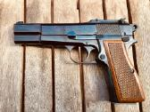 Browning Fn Captain High-power 1941-42 Wehrmacht - nuotraukos Nr. 2