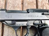 Walther P38 9mm Wehrmacht 1943 - nuotraukos Nr. 2
