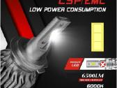 "Top! Mini Can-bus ""Philips Zes"" +300% Led lemputės - nuotraukos Nr. 3"