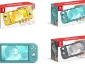 New Nintendo Switch tik 219 Eur