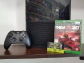 Xbox One 500gb + Nba 2k20 Su Garantija - nuotraukos Nr. 3