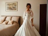 Individualiai kurta Nuotakos suknelė - nuotraukos Nr. 4