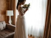 Individualiai kurta Nuotakos suknelė - nuotraukos Nr. 2