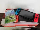 Nintendo Switch Su Garantija + Zelda - nuotraukos Nr. 2