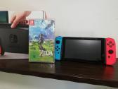 Nintendo Switch Su Garantija + Zelda - nuotraukos Nr. 3