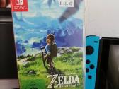 Nintendo Switch Su Garantija + Zelda - nuotraukos Nr. 4