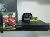Xbox One X 1tb + Nba 2k20 Ir Garantija - nuotraukos Nr. 3