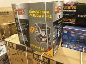 Naujas Boxer Onex Black kompresorius 25l 50l - nuotraukos Nr. 2