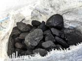 Akmens anglys is Kuzbaso,