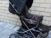 Puikus sportinis Emmaljunga Spider vežimėlis