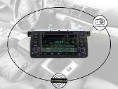 Bmw 3 E46 1998-06 Android8 multimedia Usb/GPS/WiFi - nuotraukos Nr. 4
