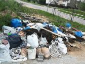 Statybinių atliekų šiukšlių išvežimas griovimas - nuotraukos Nr. 6