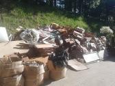 Statybinių atliekų šiukšlių išvežimas - nuotraukos Nr. 3
